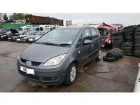 MITSUBISHI COLT 2006 CZ2 DIESEL BREAKING FOR SPARES