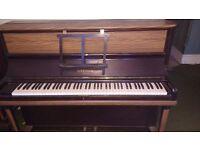 Upright Piano Circa 1930's