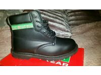 boots size 8 work boots