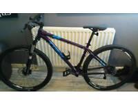 Trek xcaliber 29er mountain bike + £200 accessories