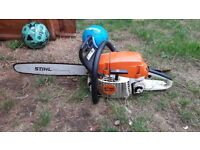 Sthil chainsaw ms 261
