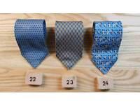 200 - 250 Silk Ties