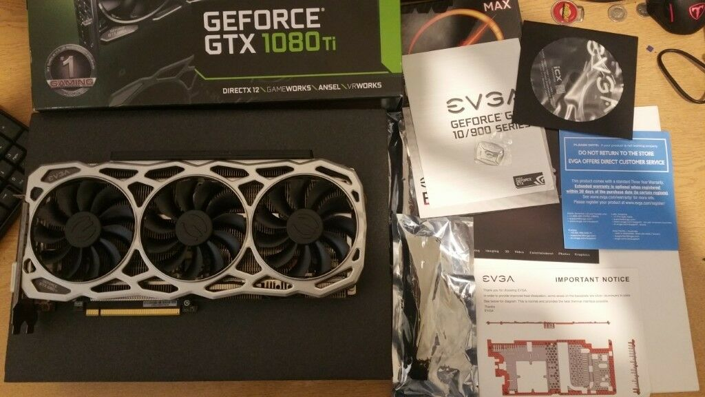 Selling an EVGA 1080ti FTW3 | in Fallowfield, Manchester | Gumtree