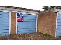 Garages available to rent: West End Road, Mortimer Tring - ideal for storage
