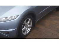 HONDA CIVIC WHEEL ARCH TRIM (2008 MODEL) PASSENGER FRONT