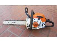 STIHL MS181 CHAINSAW (VGC)
