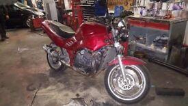 Suzuki rf900 900cc 136bhp
