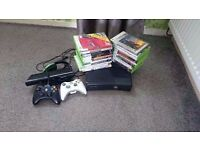 XBOX 360 250GB +25 GAMES
