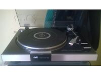 jvc high fidelity direct drive turntable