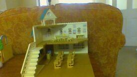SYLVANIAN FAMILIES - BERRY GROVE SCHOOL