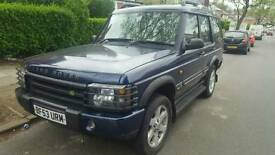 Landrover discovery 4.0 v8 petrol LPG