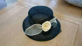 Ladies hat, wedding formal hat