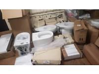 Toilet,Sink,Basin vanity unit and lots more bargain