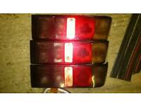 Ford sierra sapphire tail lights passenger side only