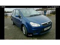 2008 FORD C MAX 1.8 TDCI, LOVELY FAMILY SIZE CAR WITH A LONG MOT