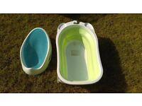 Baby Bath Tub & Seat