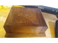Musical Cigar Box