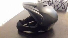 zinc bmx helmet
