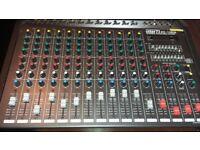 Disco amp mixer