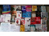 Books, sell together or individually. Good for car boot.