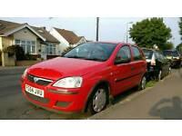 Vauxhall Corsa 1.2 5 Door 62000 miles