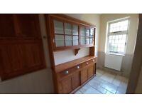 1930s original pantry dresser
