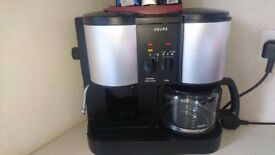 Krupps coffee machine