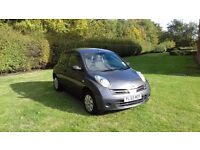 Nissan Micra 1.2 s 2 former keepers