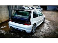 Citreon saxo vtr project track car modified