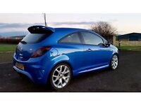 2009 VAUXHALL CORSA VXR TURBO ONLY 57,000 MILES STUNNING & RARE EXAMPLE