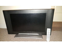 REDUCED TO CLEAR. Hitachi 26LD6600 LCD TV, Works, Used, With Remote Control, HDMI.