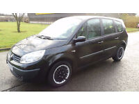 2006 56 RENAULT GRAND SCENIC 7 SEATER MOT GREAT FAMILY CAR DELIVERY ANYWHERE IN UK