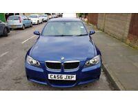 BMW 3 Series 2.0 318i M Sport 4dr, FSH, Special Colour le mans blue, £5250 ONO