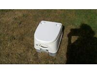Camping toilet Dometic flushing cassette portable toilet