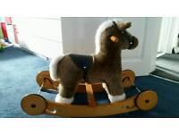Mamas ans Papas Rocking horse