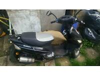 Scout 49cc moped