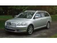 Toyota Avensis; Automatic, Satellite Navigation, full service history, AUTOMATIC, really good runner