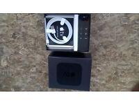 new in box apple tv box