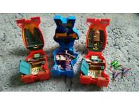 Spiderman case toys