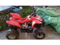 Spares/repairs quadbike