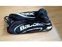 Top quality Babolat tennis touring and racket bag wheeled