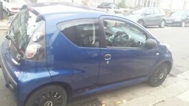 Citroen C1 Airplay 2007, 3DR, low milage, great condition