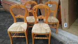 Set of 4 Kitchen / Dining Chairs