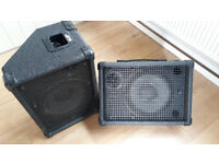 Laney TM10P Passive Stage Monitor Speakers, 10-Inch