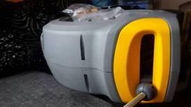 Hazelock auto reel with hose 40m
