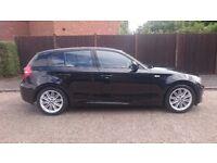 BMW 1 Series 2.0L 118D M Sport 5dr