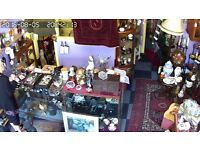 Rent a cabbnet in a Antique shop