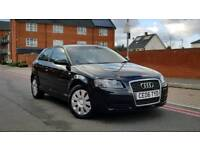 Audi A3 2.0 TDI 3DR++Full Service History+Low Mileage+Drives Well