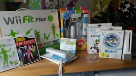 Nintendo Wii and accessories . Excellent condition