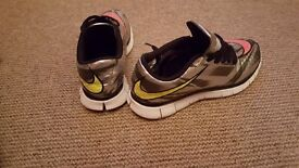 Womens/girls limited addition nike traineys